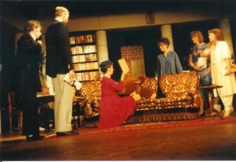 theater toneel zevenbergen debuut